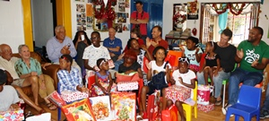 Christmas Day At HOKISA… 2014