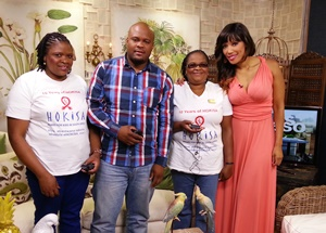 HOKISA – 'Mandela Monday' on SABC 3 Expresso Show